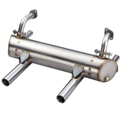 TYPE 1 ENGINE HIGH PERFORMANCE SPORT MUFFLER FOR 25HP, 36HP