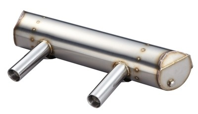 TYPE 4 INTO TYPE 1, 150MM SUPER FLOW MUFFLERS 50/35