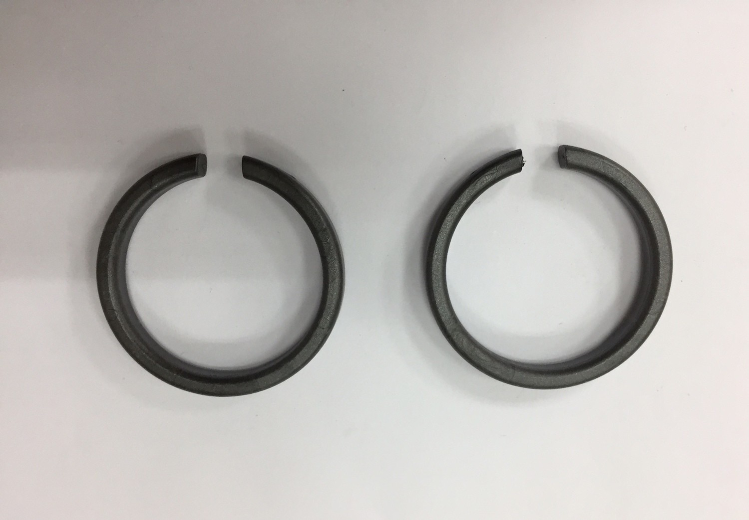 ONE PAIR OF VINTAGE SPEED SHIFTER BASE NYLON BUSHINGS