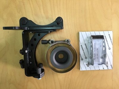 TYPE 1 AIR CONDITIONER COMPRESSOR BRACKET FOR SANDEN 1968~77