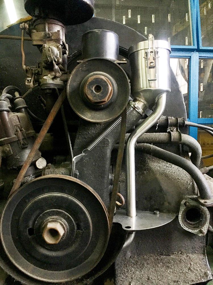 25HP & 36HP OIL FILLER FOR VW TYPE 1 ENGINE BLACK COLOR ELECTRO DEPOSIT
