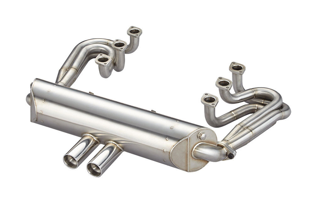 43MM MERGE COMP 904 EXHAUST SYSTEM FOR EARLY 911