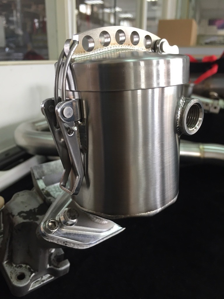 PORSCHE OIL FILLER FOR PORSCHE 356C