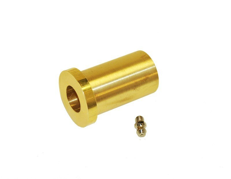 Idler Arm Bushing, brass for mid-72 to 74 Super