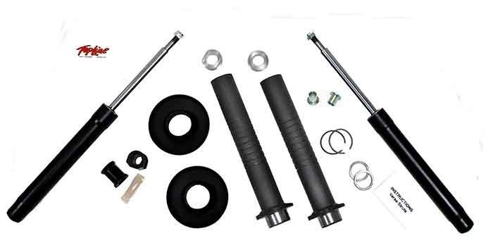 Super Low Kit, 71-73 without Sway Bar