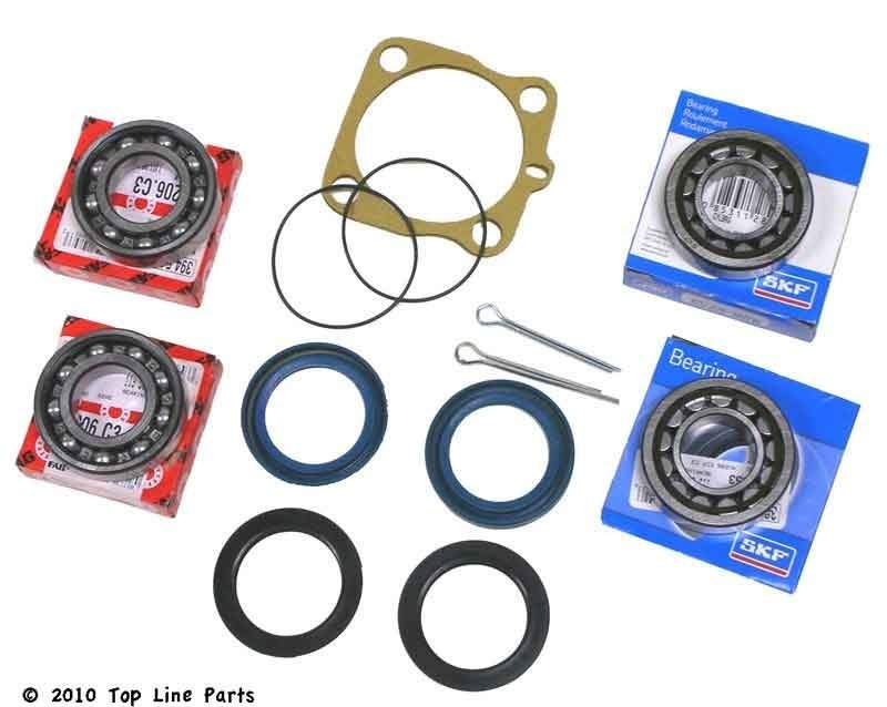 Stub Axle Rebuild Kit