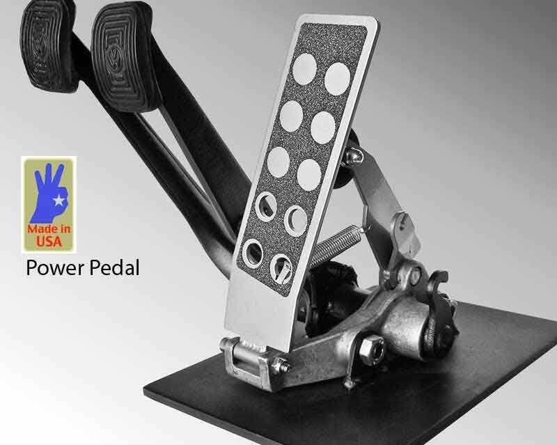 Power Pedal - Flat Pedal Edition