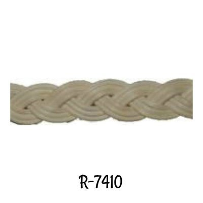 "Maple 5//8/""diameter cane spline ROUND BEADS - wicker reed chair 12"