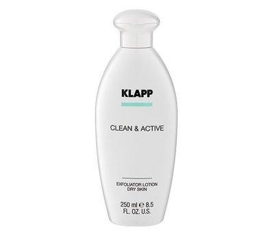 Exfoliant peau sèche 250ml
