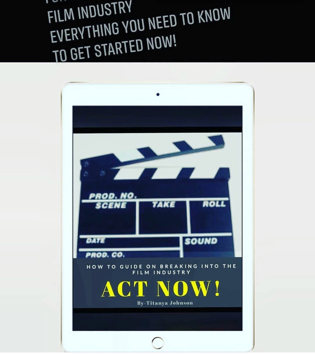 ACT NOW - book act01