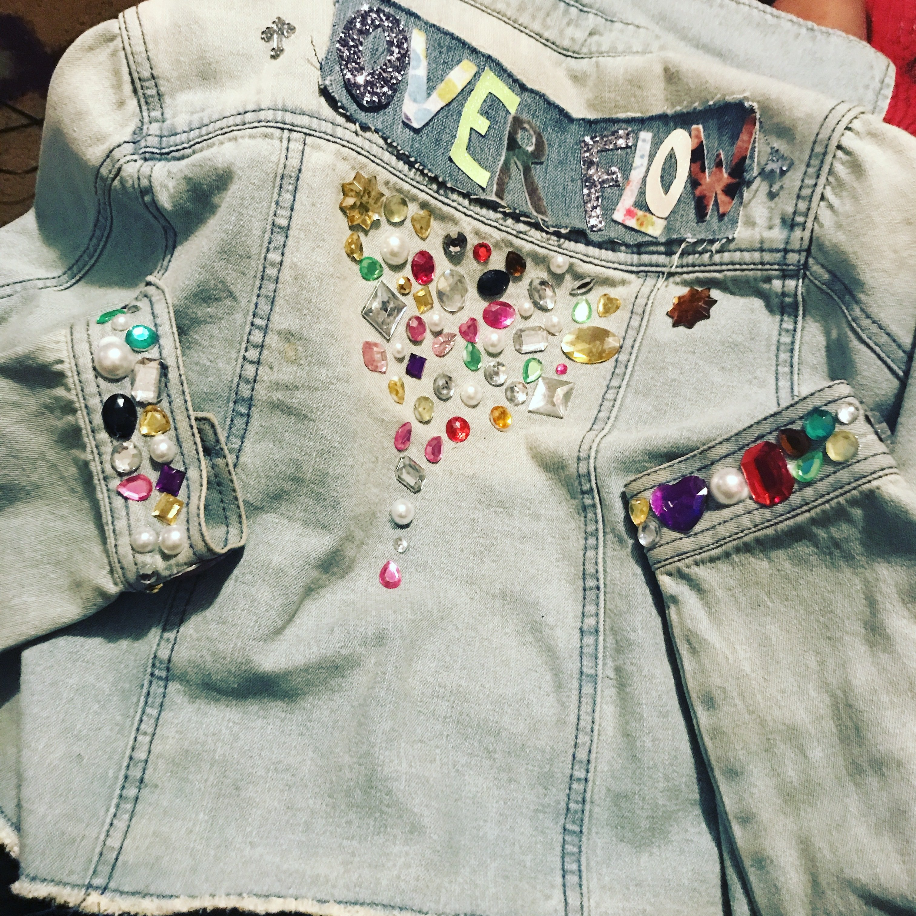 Prophetic Gear - Redeemed Jean Jacket (customize) no 2 Jackets the same