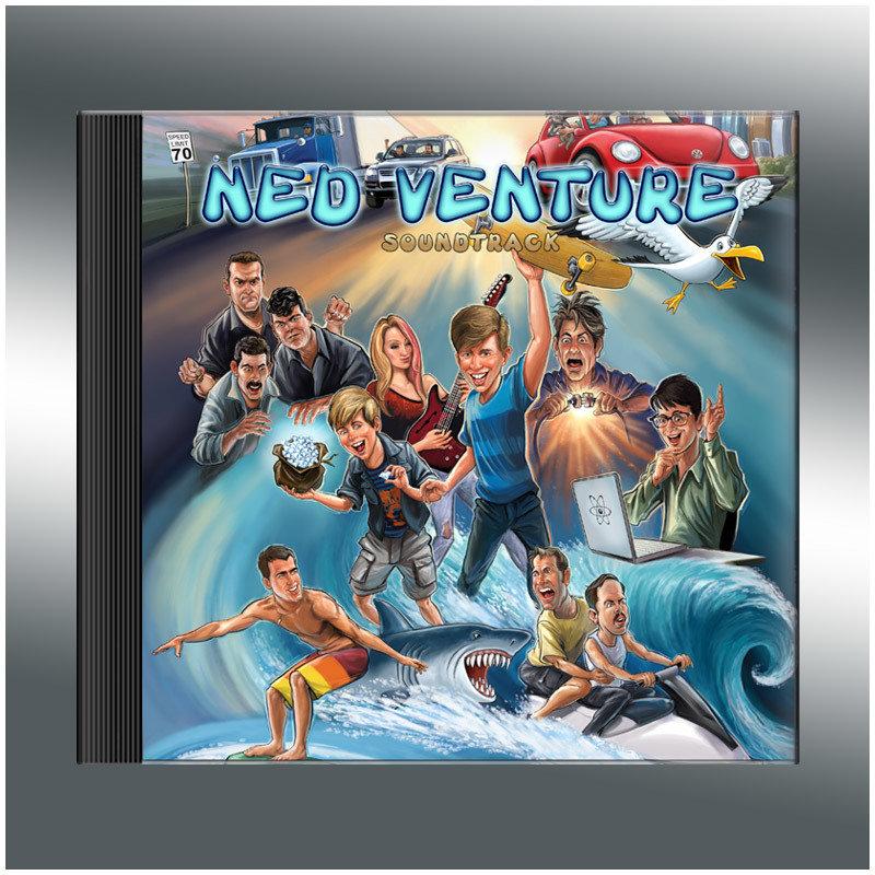 Ned Venture Soundtrack 002