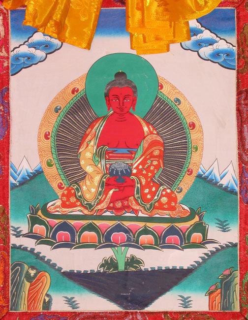 AMITABA BUDDHA - ALPHAWAVE ENTRAINMENT