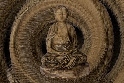 THE BUDDHA -THETAWAVE ENTRAINMENT BUDDHA