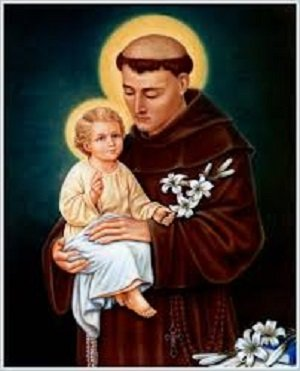 SAINT ANTHONY - ALPHA  AND THETA WAVE ENTRAINMENT