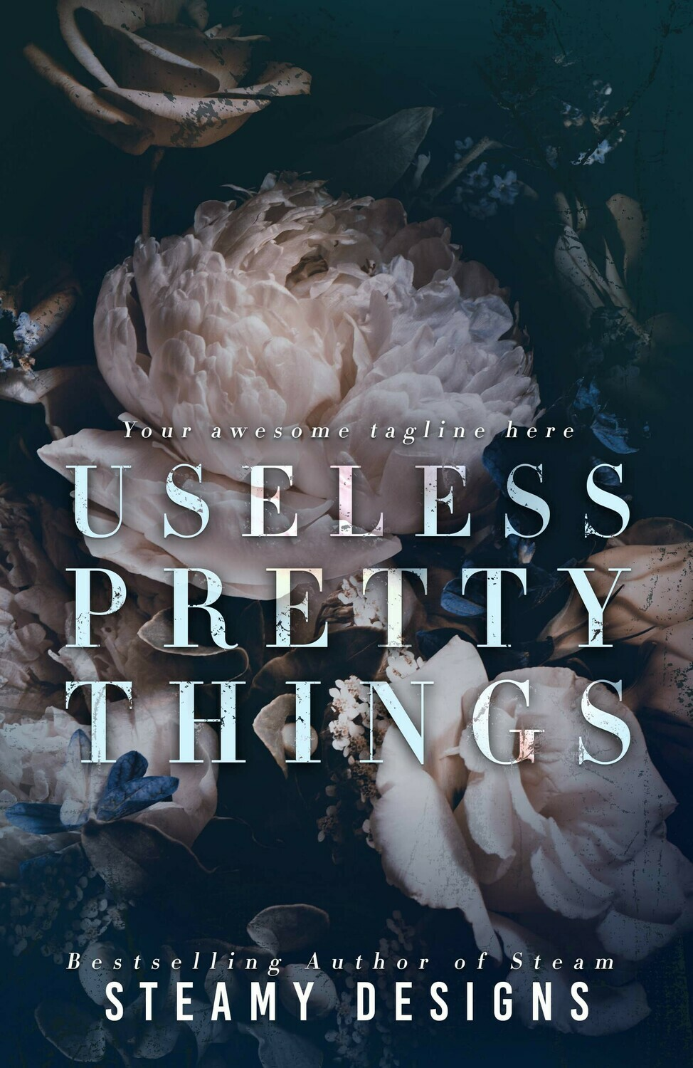 Useless Pretty Things Pre-made cover
