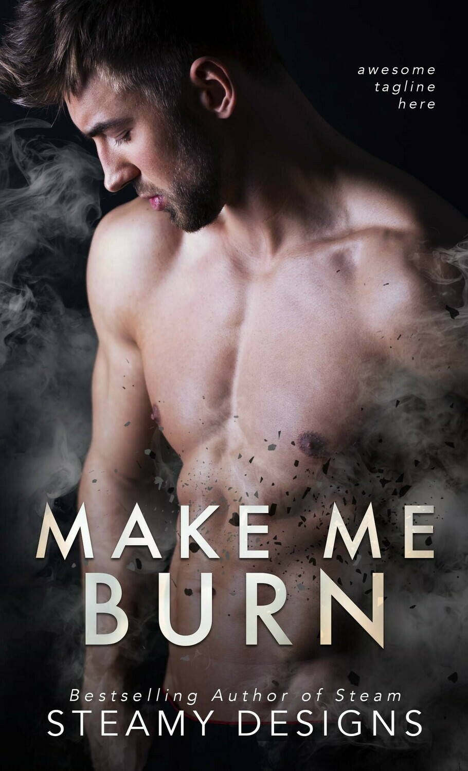 Make Me Burn - Pre-made cover
