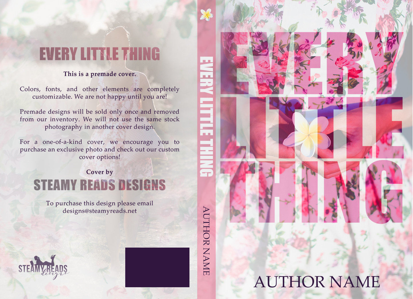 Every Little Thing - Premade Cover 00015