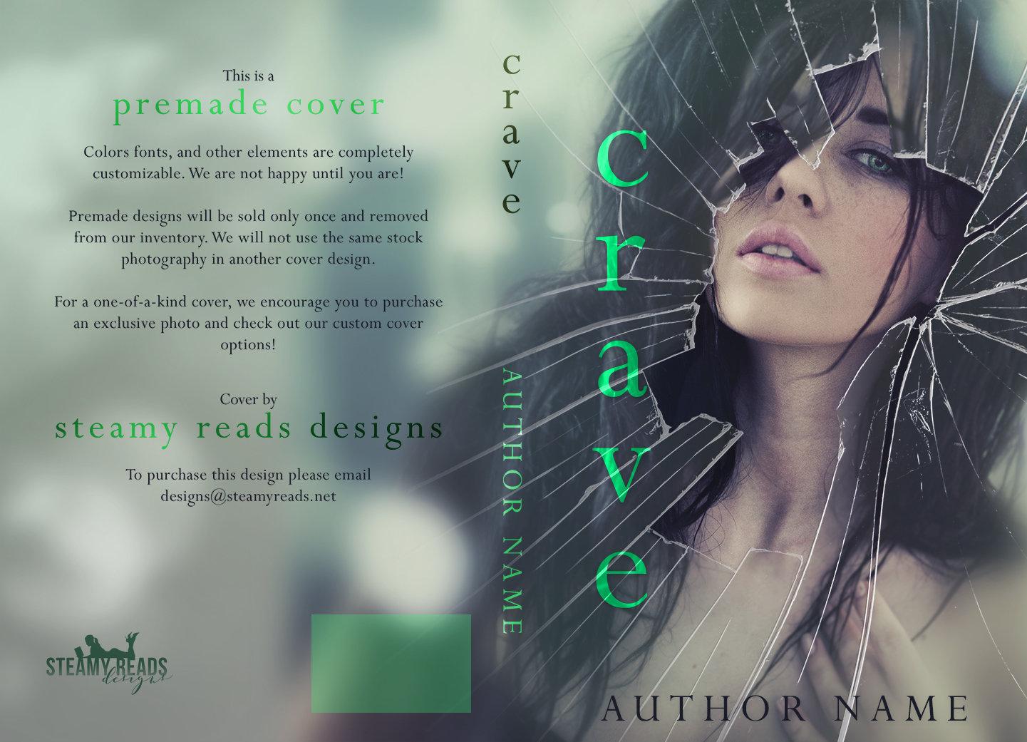 Crave - Premade Cover 00017