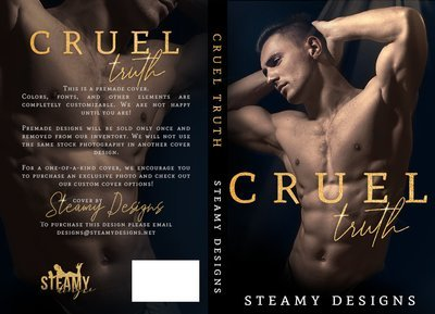Cruel Truth - Premade Cover