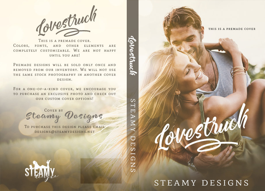 Lovestruck - Premade Cover 00035