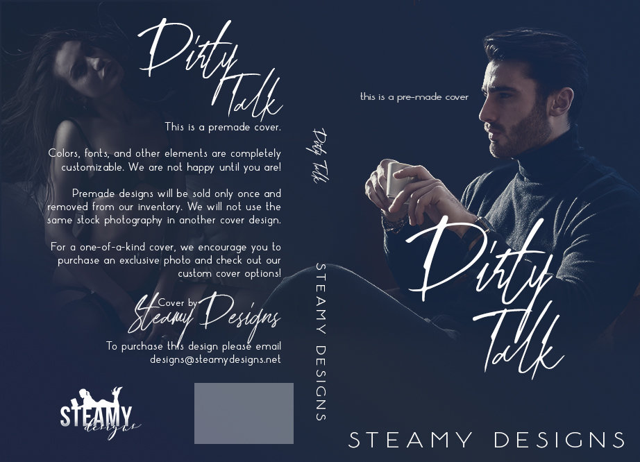 Dirty Talk - Premade Cover 00037