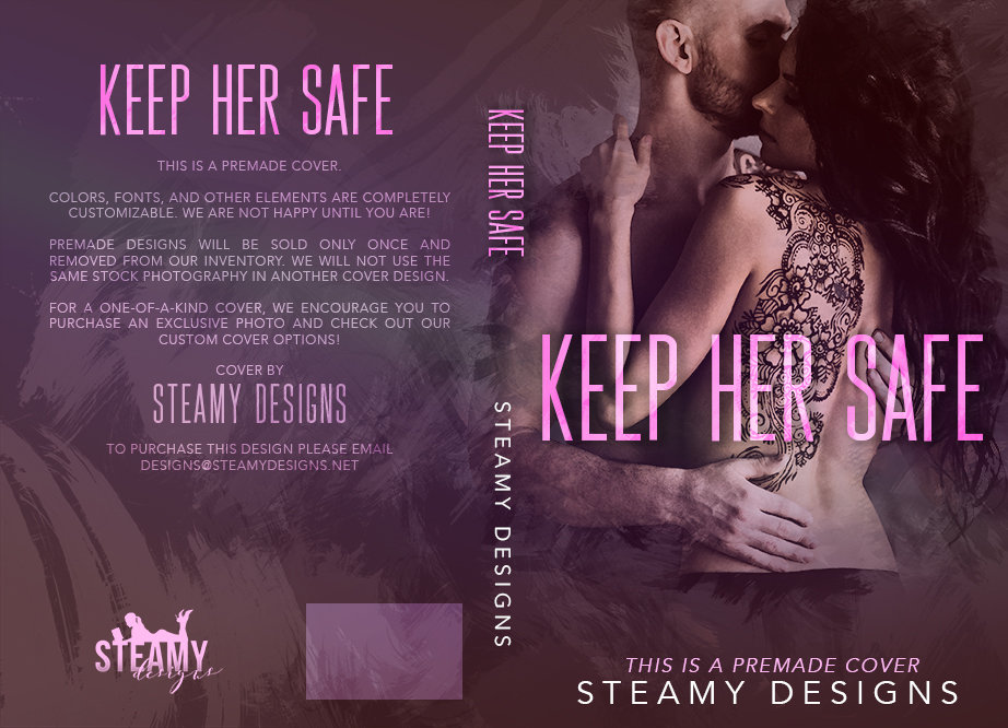 Keep Her Safe - Premade Cover 00039