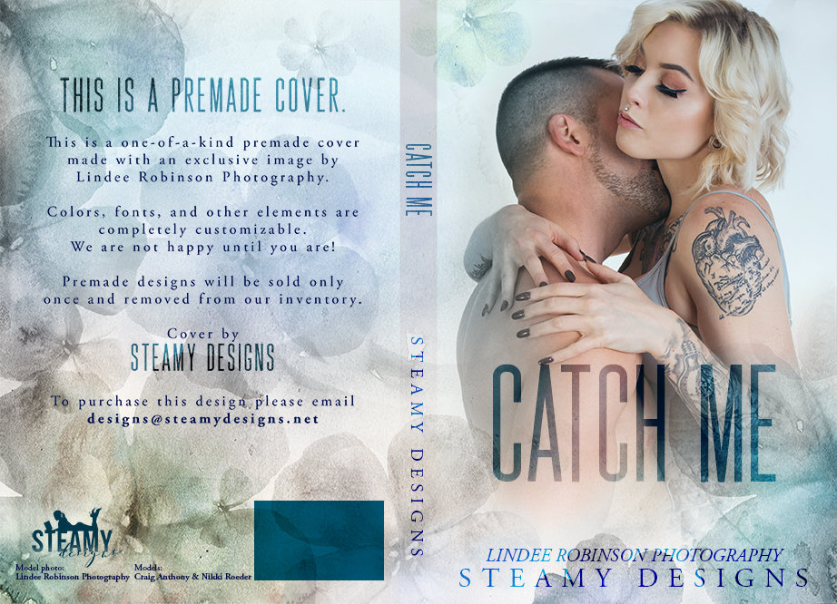 Catch Me - Exclusive Premade Cover 00025