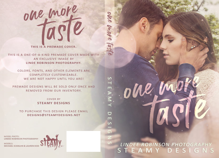 One More Taste - Exclusive Premade Cover 00040