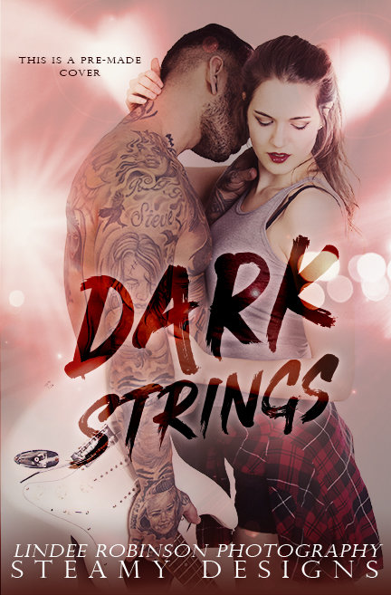 Dark Strings - Exclusive Premade Cover