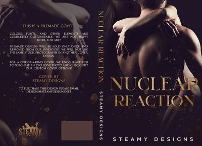 Nuclear Reaction - Premade Cover