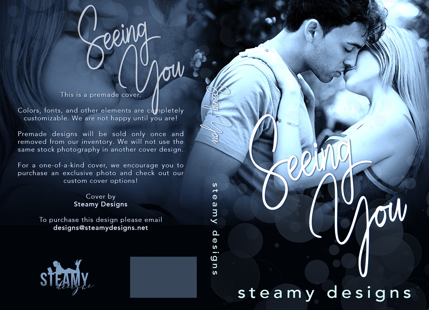 Seeing You - Premade Cover 00046