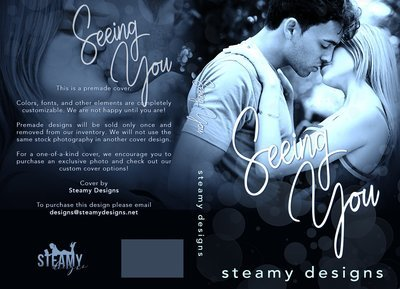 Seeing You - Premade Cover