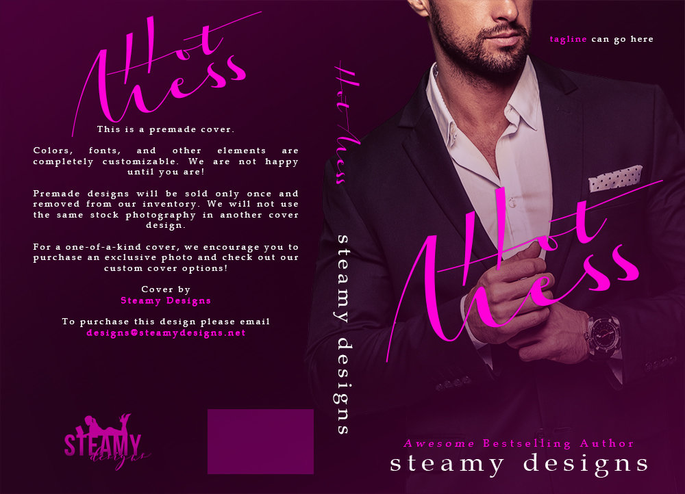 Hot Mess - Premade Cover 00048