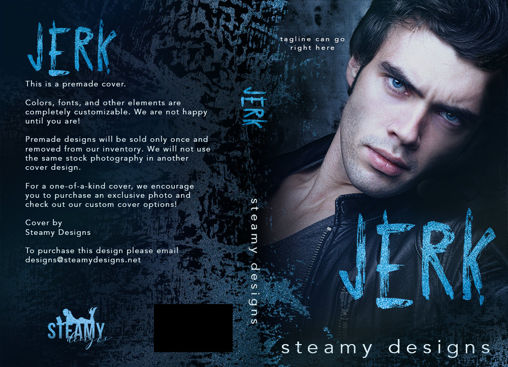 Jerk - Premade Cover 00050