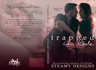 Trapped in Love - Premade Cover