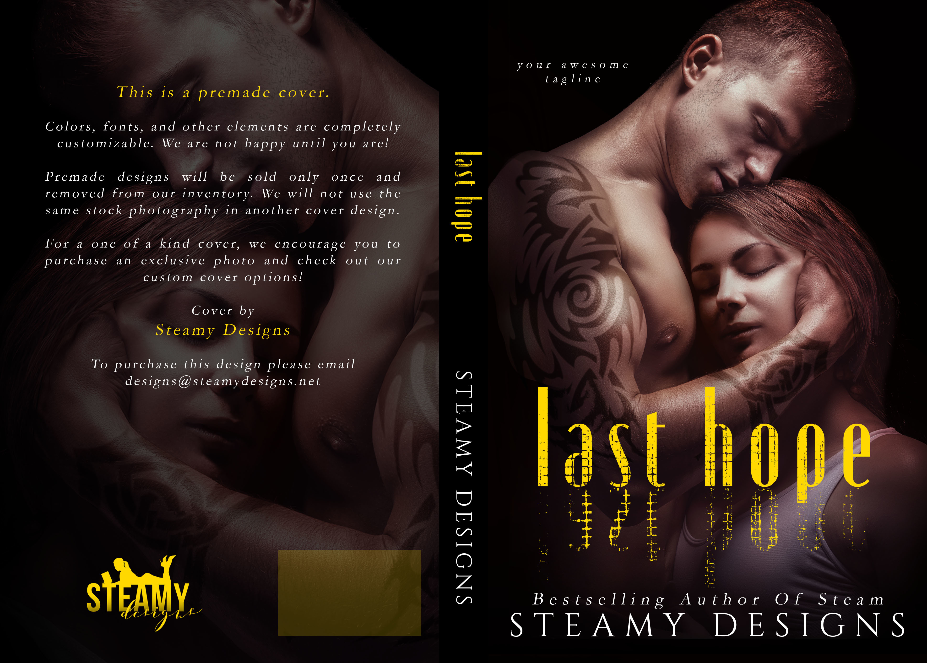 Last Hope - Pre-made Cover 00063