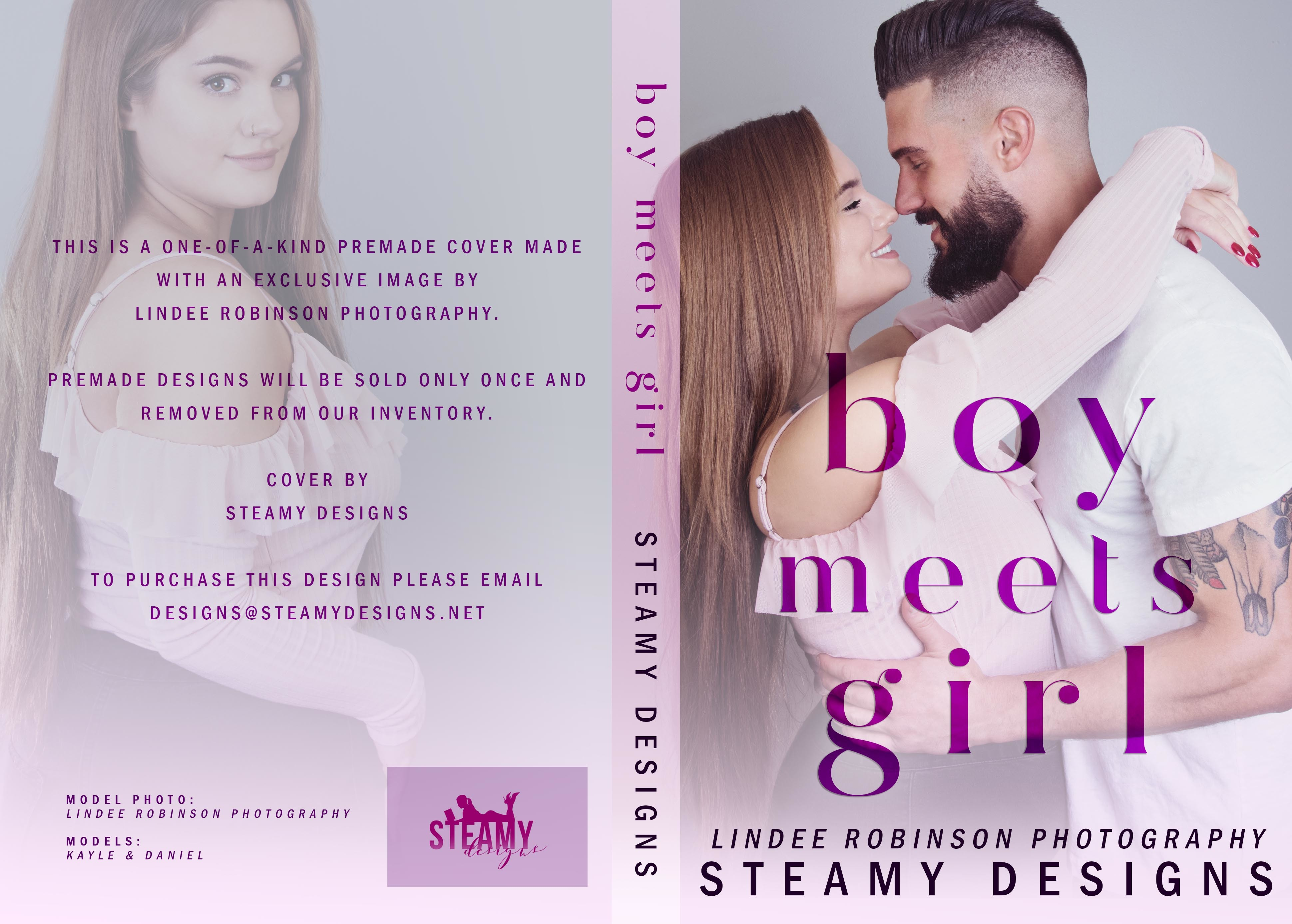 Boy Meets Girl - Exclusive Premade Cover 00064
