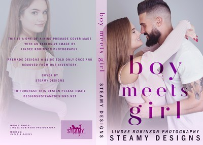 Boy Meets Girl - Exclusive Premade Cover