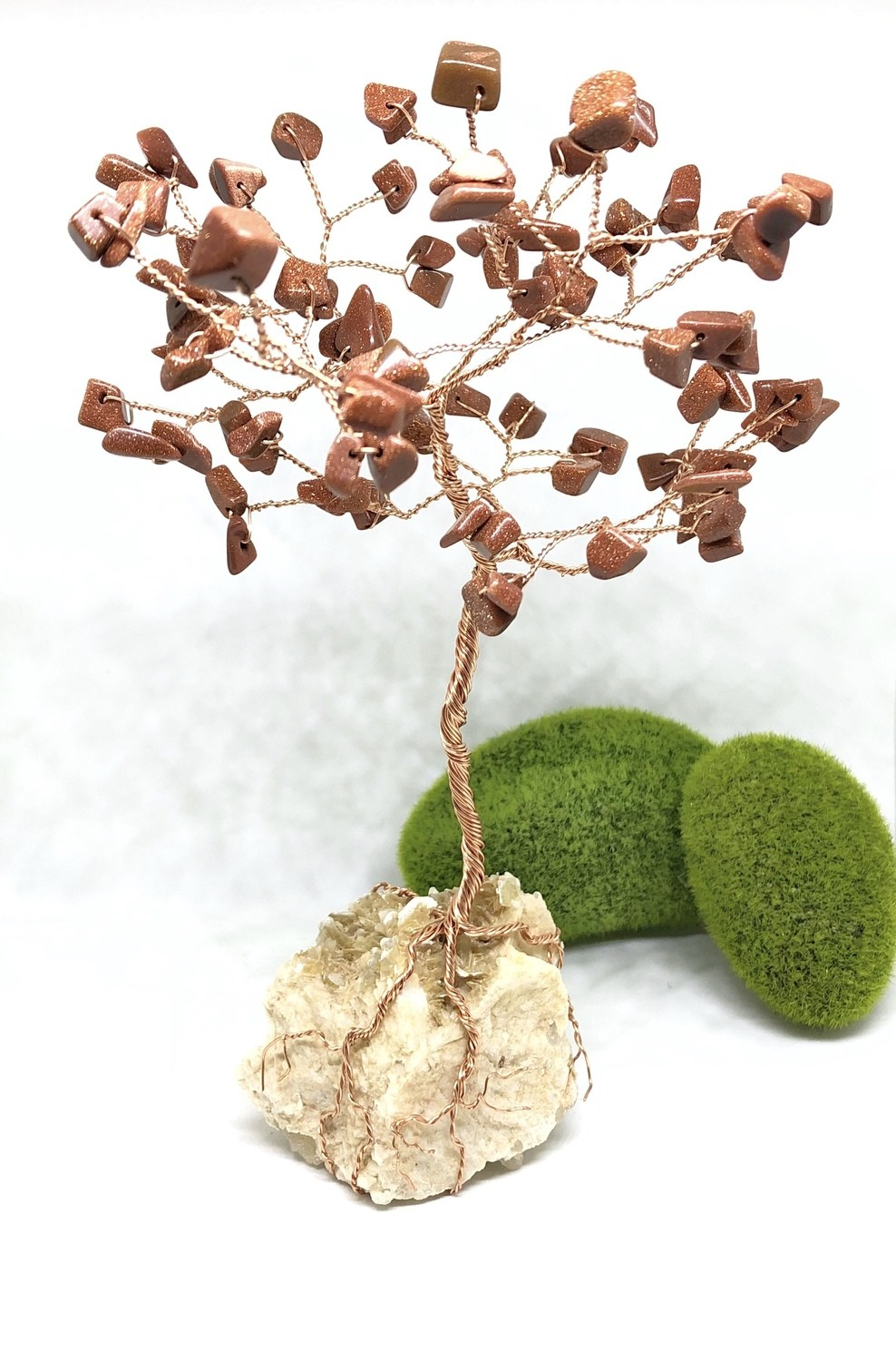 Goldstone Gem Tree