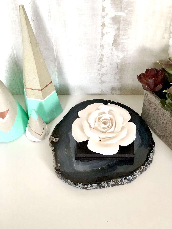Ceramic Rose Diffuser