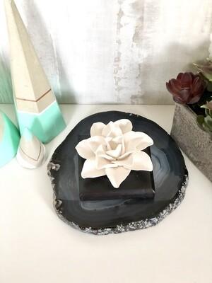 Ceramic Flower Diffuser