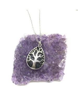 Lava Tree Necklace