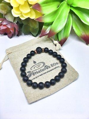 Men's Mette Onyx Aroma Bracelet