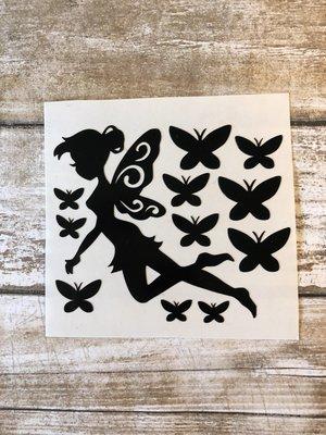 Fairy Vinyl Decal