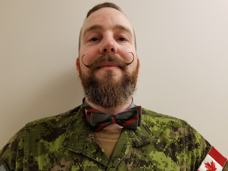 Regimental Bow Tie