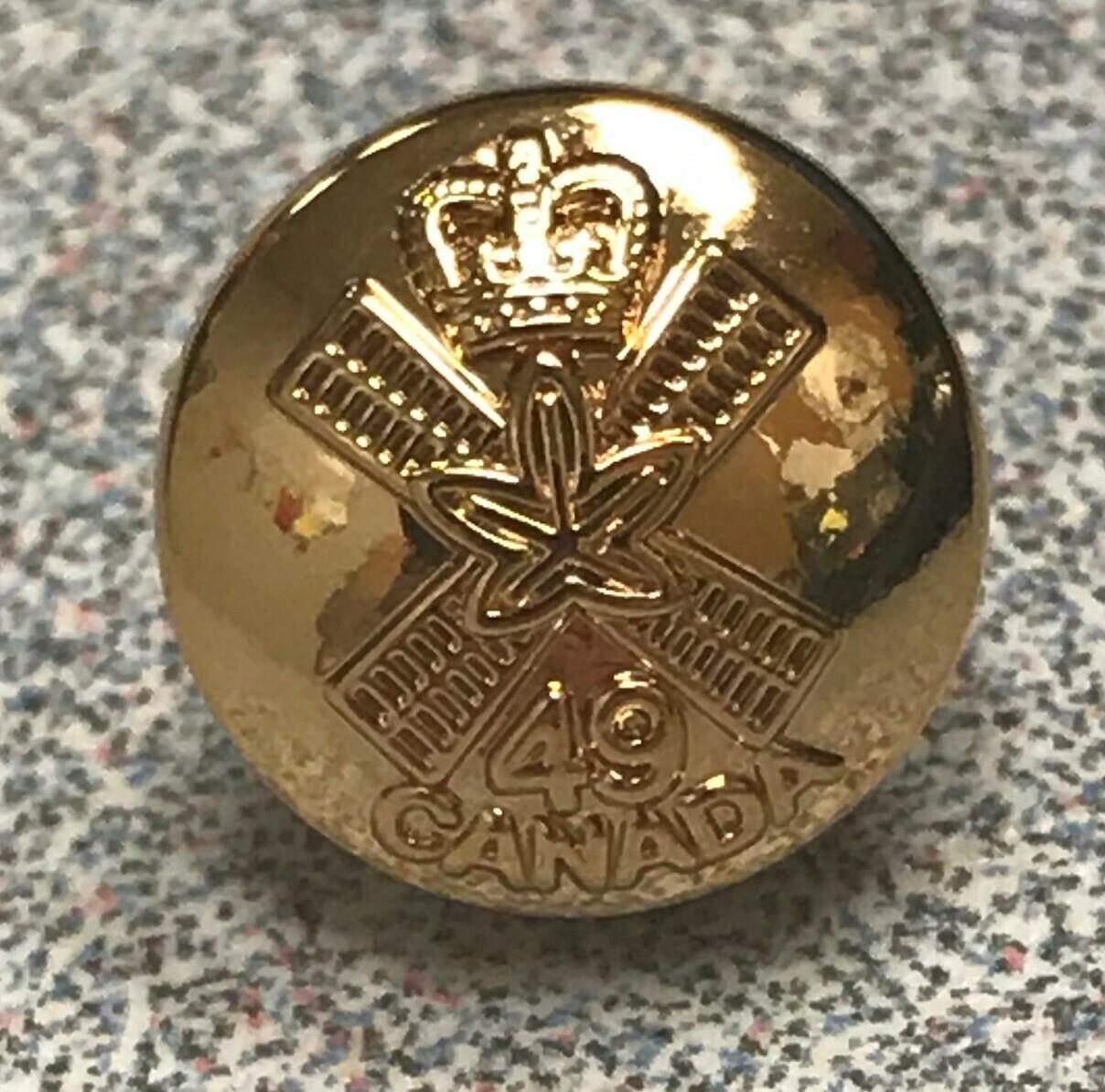Buttons Mini - Regimental
