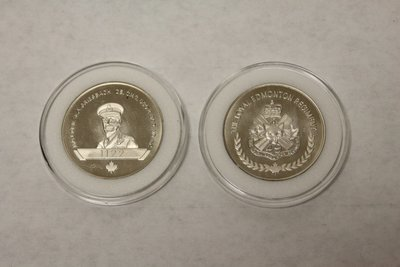 Regimental Coin