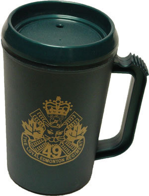 Mug - Insulated Plastic