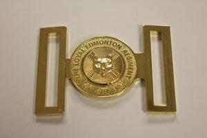Brass Buckle - Web Belt